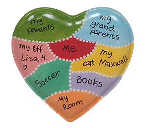 Silver Spring Map Of My Heart