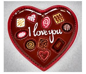 Silver Spring Valentine's Chocolate