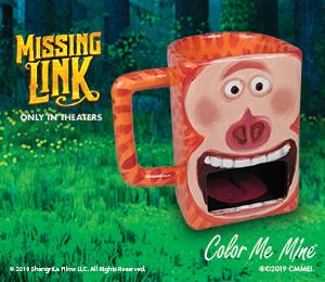Silver Spring Mr. Link Mug